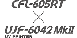 CFL-605RT x UJF-6042MkII