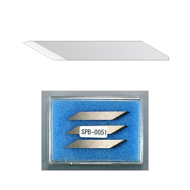SPB-0051 Carbide design blade30°