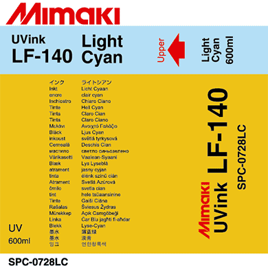 SPC-0728LC LF-140 Light Cyan