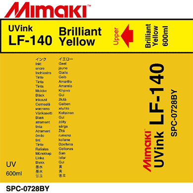 SPC-0728BY LF-140 Brilliant Yellow