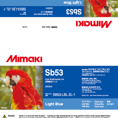 SB53-LBL-2L Sb53 Light Blue