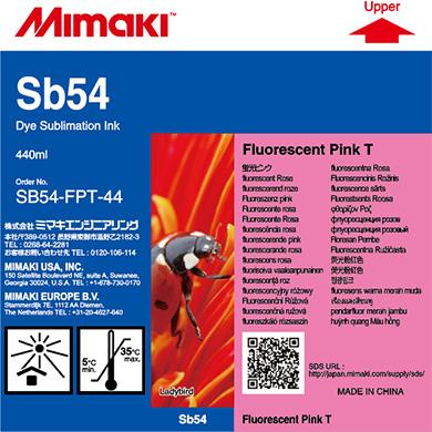 SB54-FPT-44 Sb54 Fluorecent Pink T